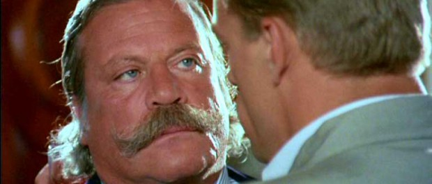 Oliver Reed in Hired to Kill (1990)