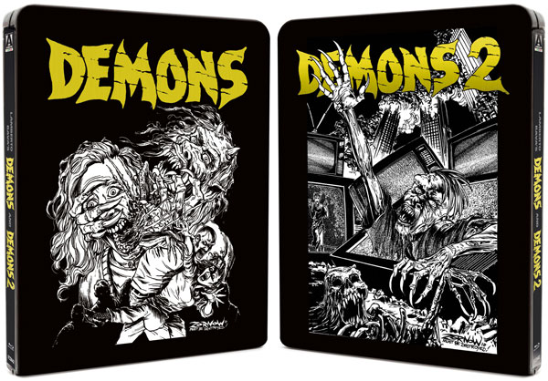 Demons-Steelbook