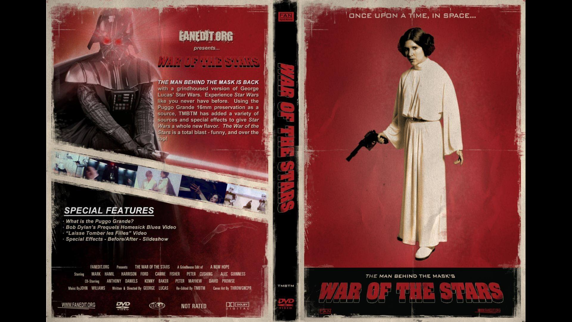 Star Wars - Special, Despecialised, Revisited of Silverscreen