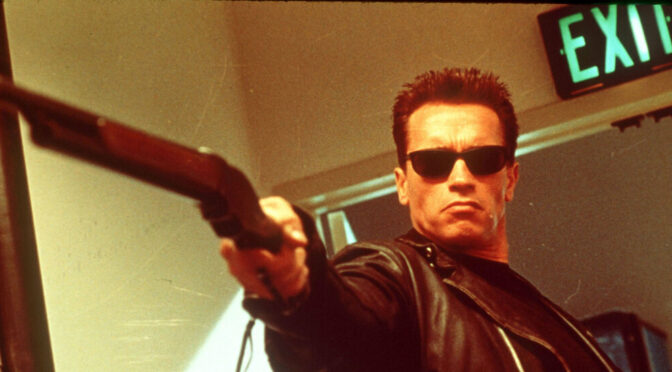 Top 10 old school Schwarzenegger films