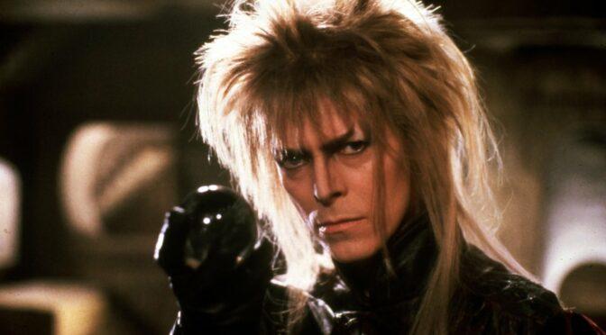 David Bowie in film, een terugblik