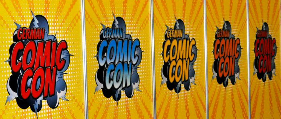 German Comic Con Dortmund recap