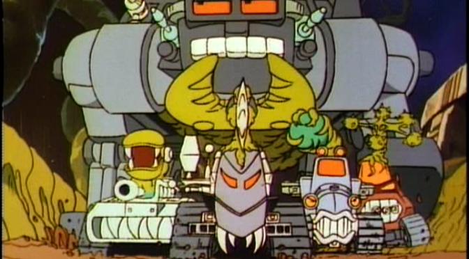 IOAM podcast #13: 80's cartoons