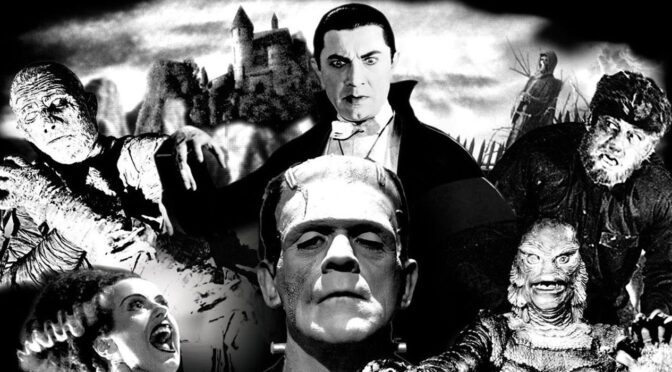 IOAM podcast #16: Universal Monsters