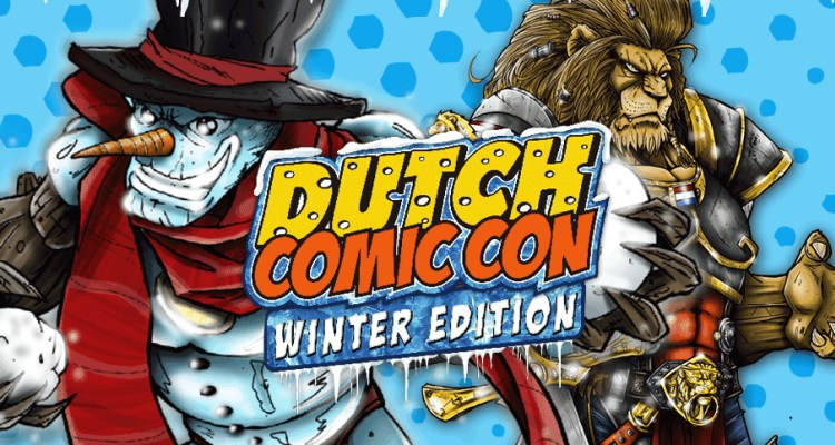 Dutch Comic Con 2017: Winter Edition – verslag