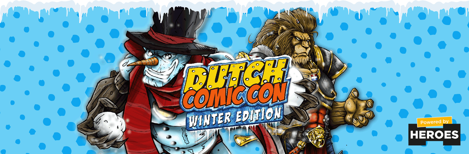 Dutch Comic Con: Winter Edition