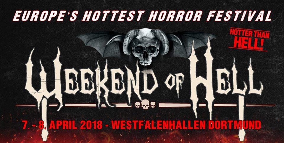 Weekend of Hell 2018 lente-editie