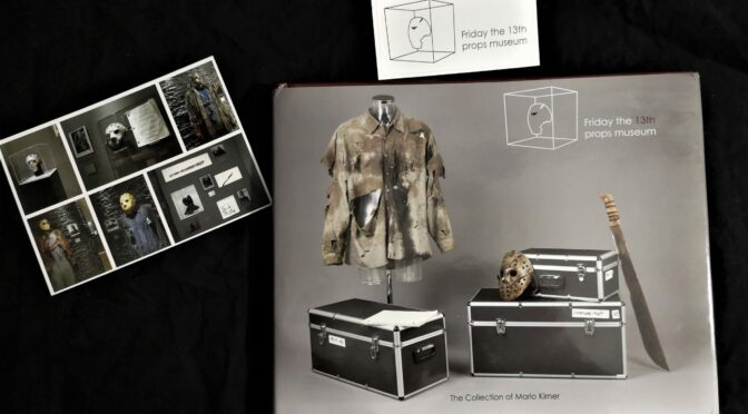 Friday the 13th Props Museum – The Book