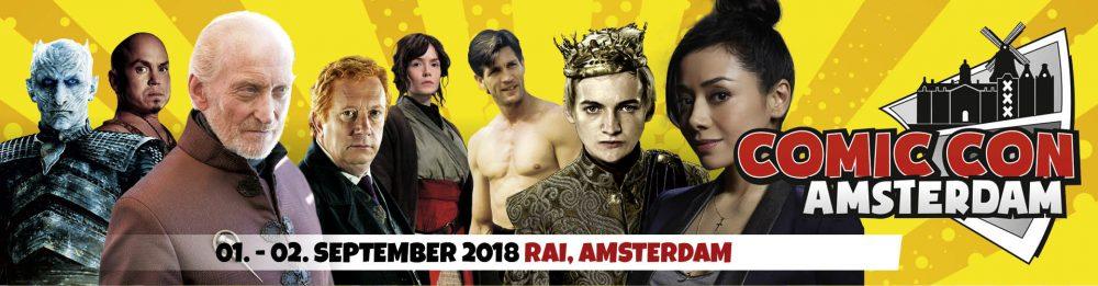 Comic Con Amsterdam 2018