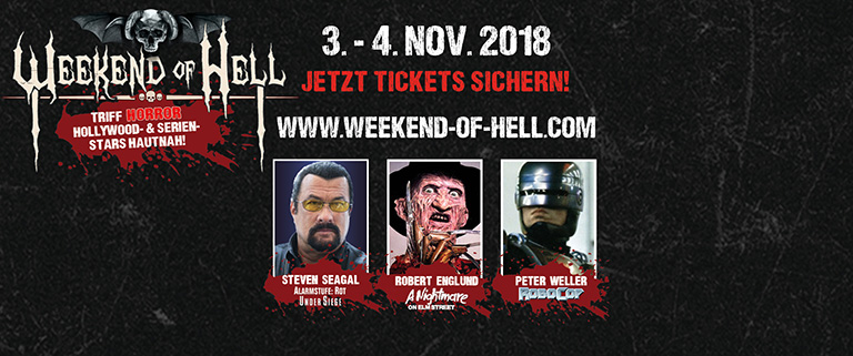Weekend of Hell – 3 & 4 november 2018