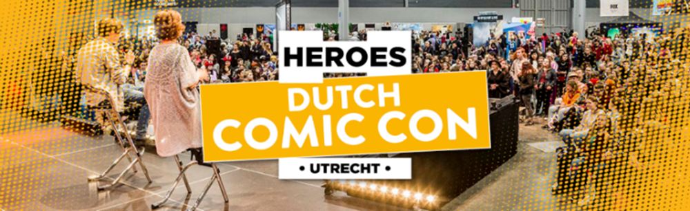 Dutch Comic Con – Winter Editie 2018