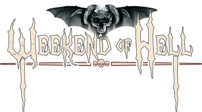 Verslag: Weekend of Hell – 13/14 april 2019