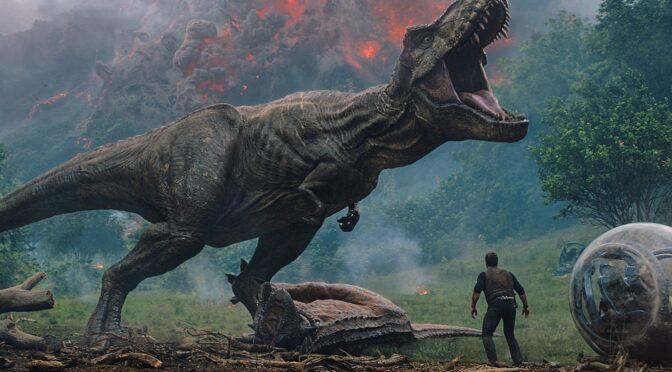 Recensie: Jurassic World: Fallen Kingdom