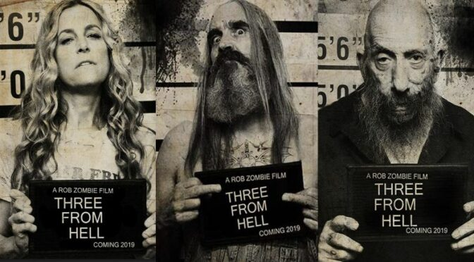 Recensie: 3 From Hell (Rob Zombie)