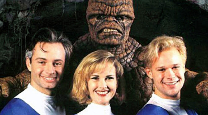Recensie: Doomed! – The Untold Story of Roger Corman's The Fantastic Four (Marty Langford)