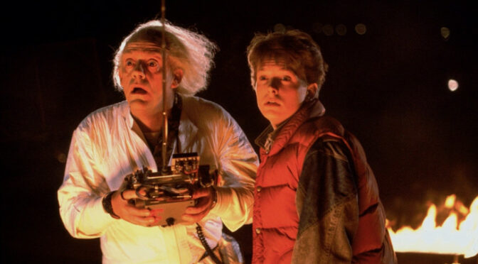 Recensie: Back to the Future Trilogy (Universal)