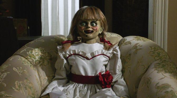 Recensie: Annabelle – 3 Films (Warner Bros)