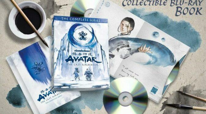 Recensie: Avatar – De Legende van Aang – De complete serie