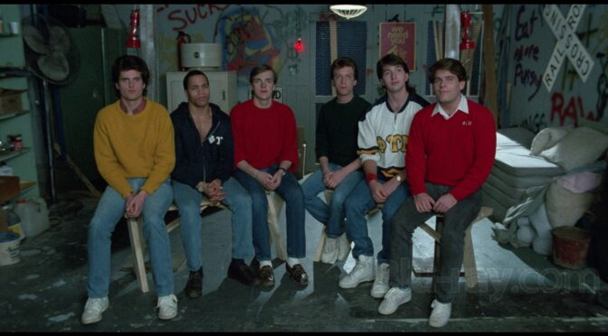 Recensie: Pledge Night (101 Films)