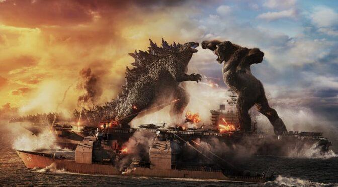 Godzilla vs. Kong (Adam Wingard) – De strijd is losgebarsten!