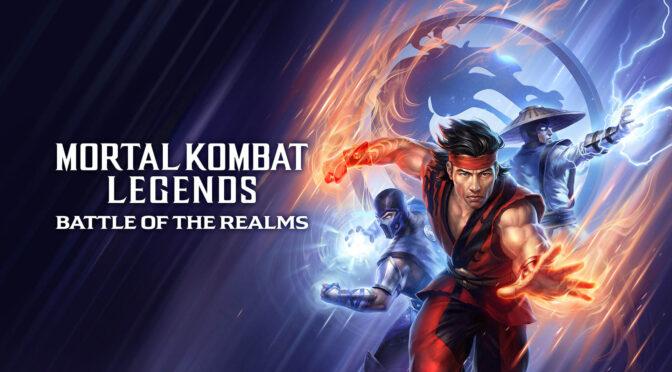Mortal Kombat Legends: Battle of the Realms – Nu uit op Blu-ray
